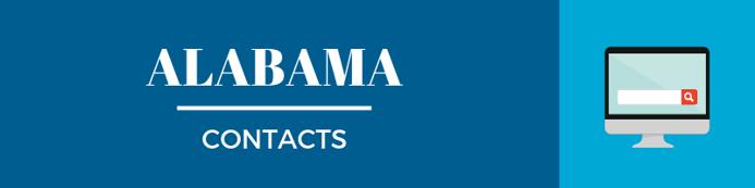 Alabama Sales Tax Contacts