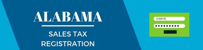 Alabama Sales Tax Registration