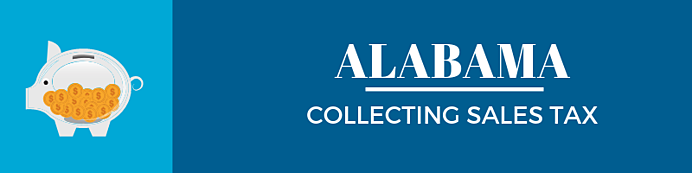 Collecting Sales Tax in Alabama