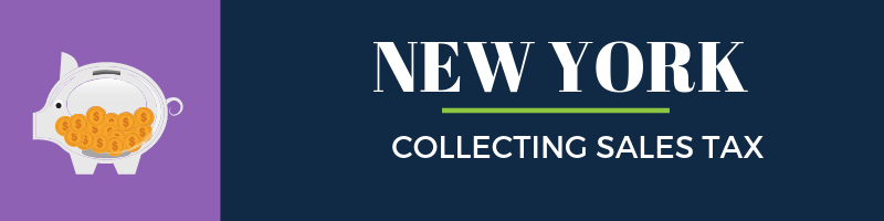 Collecting Sales Tax in New York