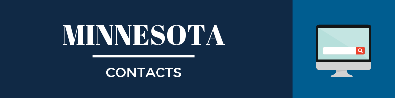 Minnesota Sales Tax Contacts