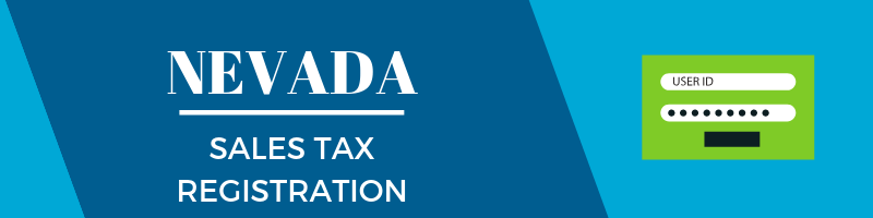 Nevada Sales Tax Registration