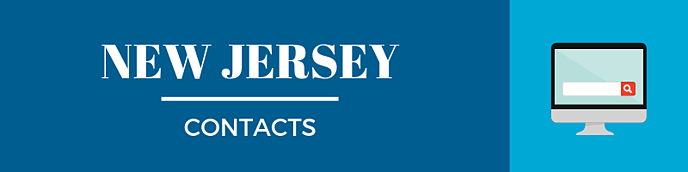 New Jersey Sales Tax Contacts