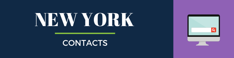 New York Sales Tax Contacts