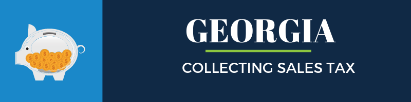 How to Collect Sales Tax in Georgia