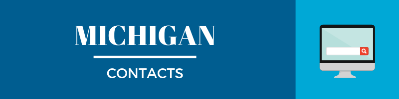 Sales Tax Contacts in Michigan