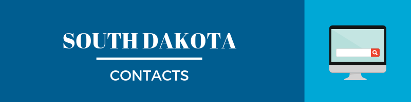 Sales Tax Contacts in South Dakota
