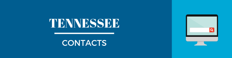 Tennessee Sales Tax Contacts