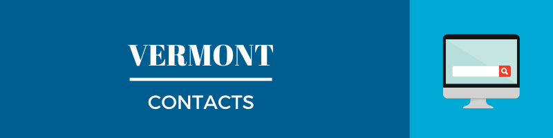 Vermont Sales Tax Contacts