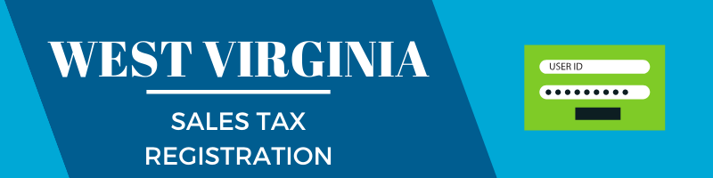 West Virginia Sales Tax Registration