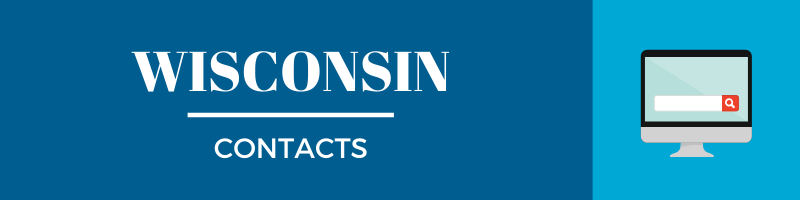 Wisconsin Sales Tax Contacts