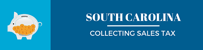 Collecting Sales Tax in South Carolina