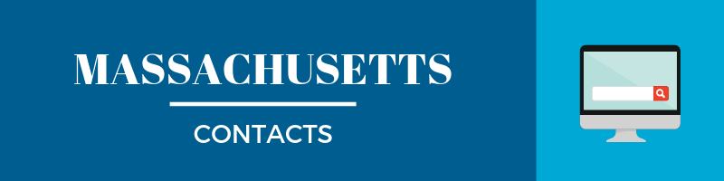 Massachusetts Sales Tax Contacts
