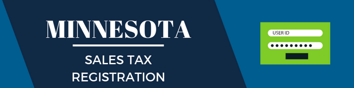 Minnesota Sales Tax Registration