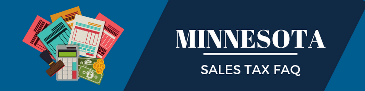 Minnesota Sales Tax FAQ